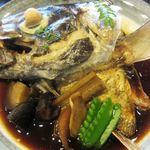 52093271 - 目鯛かぶと煮
