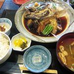 52093289 - 目鯛かぶと煮定食