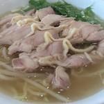 福泰厨房 - 鶏タンメン