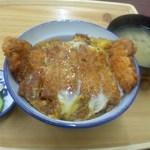 ダックス - 「かつ丼(650円)」[平成28年6月10日(金)]