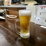 肉もん - 生(500円)