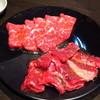 Yakinikudaininguchampion - 料理写真:サガリ、カルビ各780円