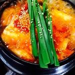 元山食堂 - キムチチゲ