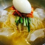 元山食堂 - 夏季限定水冷麺