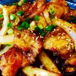 元山食堂 - テジプルコギ(豚カルビ焼)