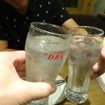宮崎県日向市 塚田農場 - 2016年5月2日、2回目の訪問。宮崎焼酎 で 乾杯!