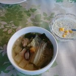 チョムパイ - 2016/06/10 12:00訪問:スープ