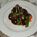 Home-Made かくれ家 - 『米澤牛のテール・ブラウンソース煮込み』 弊店最高級料理です。