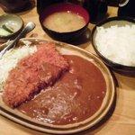 5210785 - ロースカツカレー定食