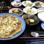 ティコ - 料理写真:チヂミランチ