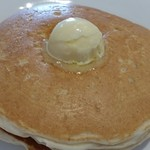 Cinnamon's Restaurant - パンケーキのアップ