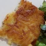 Cinnamon's Restaurant - ハッシュブラウンポテト
