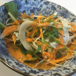 スパイスキッチン ガウタム - サラダ