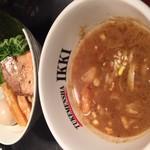 つけめん舎一輝Anjo - 料理写真:こだわりの麺99.99TOKYOを使ったこだわりの1杯。岡崎本店99.99との違いをお楽しみください。