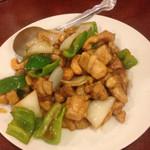 52108814 - 鶏とカシューナッツ炒め