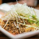 陳家私菜 - 2016.6 陳正宗担担麺(780円)