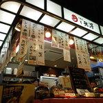 本池澤 - 市場の入り口直ぐ