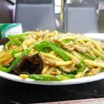 中国料理 登龍 - 青椒飯(大盛)