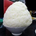 中国料理 登龍 - 青椒肉絲定食(大盛)