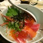 あぷちゃ - 海鮮丼