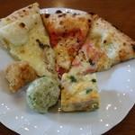 チムニーギオット - ビュッフェ ピザ