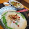 中華料理 福楽餃子坊 - 料理写真:台湾豚骨辛口、ホイコーハン