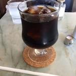 52117012 - アイスコーヒー。                       美味し。