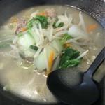 ながたラーメン - 料理写真: