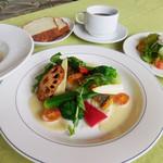 グランブルー - 料理写真:本日のお魚ランチ