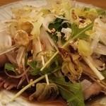 立呑 やまみー - 鰹のたたき250円