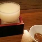 立呑 やまみー - 来福X白25B   600円