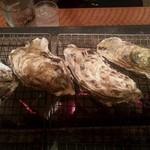 飛梅 - 焼き牡蠣
