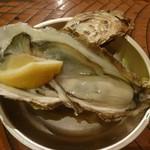 飛梅 - 生牡蠣
