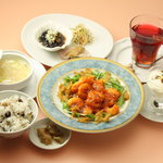 浜木綿国分寺北町店 - 料理写真:花珠ランチコース