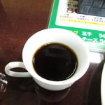 下町カレー ヒーハー - 長田の珈琲店、豆匠によるミニコーヒー