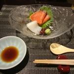 四季茶房八夢 - 5000円コース・刺身