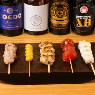 個性豊かな、日本のクラフトビール