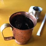 52129885 - アイスコーヒー(ランチのセットドリンク)