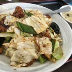 台湾料理 幸楽園 - 回鍋肉飯 680円