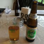 東海カントリークラブレストラン - ノンアルコールビール