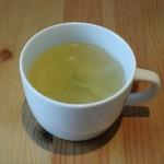 ウルラニ カフェ - 中華スープ(^^)