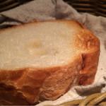 オステリア・エ・バール・ピウ - ランチのパン