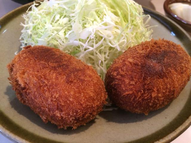 丸栄 - コロッケ