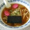田名部食堂 - 料理写真:ワンタン麺450円