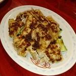 青葉飯店 - 茹で肉(800円)