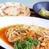 パスタカフェ 八乃森 - 料理写真:八乃森風ナポリタン Cセット