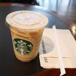 スターバックス・コーヒー - スターバックス ラテ Tall(アイス)¥399