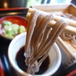 蕎傳 - そば(田舎)