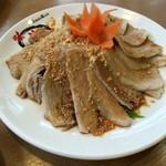 中国料理味神館 - 蒜泥白肉