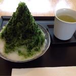 虎屋菓寮 - 料理写真:宇治金時(小)¥864